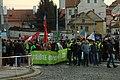 Praha, Malostranská, prouprchlický pochod.jpg