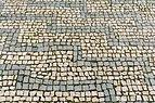Praha Cobblestone Pattern Zámecké schody.jpg