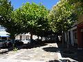 Praza do concello, Riós.JPG