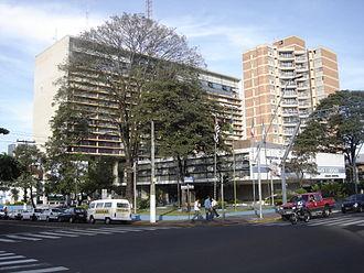 Marília - Marília's city hall.