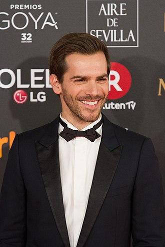 Marc Clotet - Clotet at the 32nd Goya Awards in 2018