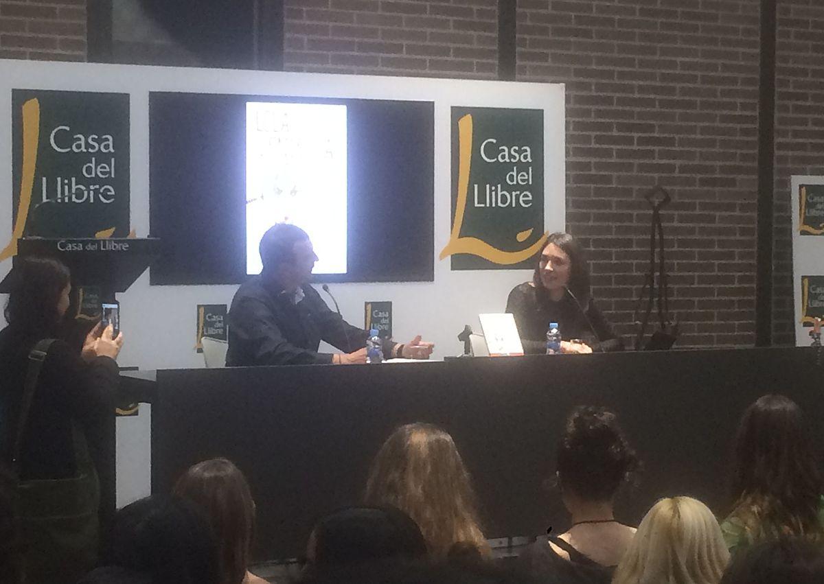 Raquel riba rossy wikipedia la enciclopedia libre - Casa del libro barcelona rambla catalunya ...