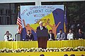President Clinton addresses the Third High School in Sarajevo - Flickr - The Central Intelligence Agency (2).jpg