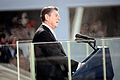 President Ronald Reagan delivers his first inaugural address.jpeg