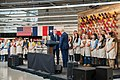 President Trump Visits the the Louis Vuitton Workshop - Rochambeau (48919264502).jpg