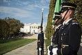 Prime Minister of Italy Matteo Renzi visits Arlington National Cemetery (29802456233).jpg