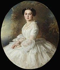 Portrait of Grand Duchess Olga Feodorovna