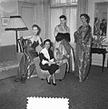 Prinses Sumair mode-ontwerpster bezoekt Amsterdam, Bestanddeelnr 934-5378.jpg