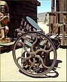 Printing Press, Pioneertown, CA 4-13-13 (8699574564).jpg