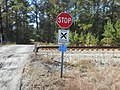 Private Railroad Xing off Old US 17; Jasper Co, SC-2.jpg