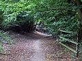 Public footpath - geograph.org.uk - 976746.jpg