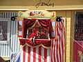 Punch & Judy show at Cowes Week 2011 4.JPG