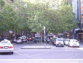 Queen Street, Melbourne - Image: Queen Street Melbourne