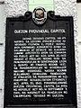 Quezon Provincial Capitol Marker.JPG