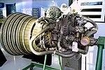 RL-10 rocket engine - Evergreen Aviation & Space Museum - McMinnville, Oregon - DSC00807.jpg