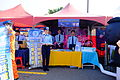 ROCAF Institute of Technology Recruitment Booth in Zuoying Naval Base Open Day 20141123.jpg