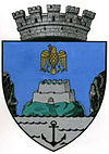 Coat of arms of Orșova