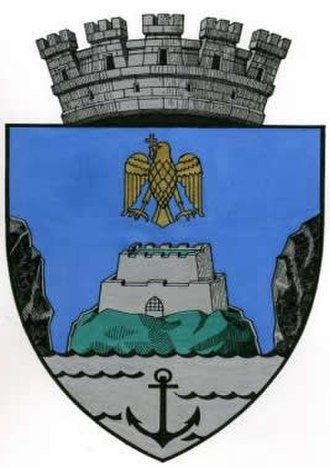 Orșova - Image: ROU MH Orsova Co A
