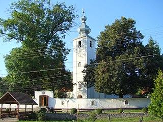 Vețca Commune in Mureș, Romania