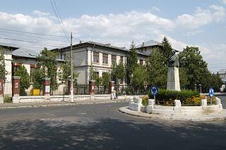 Alexandru Vlahuță National College