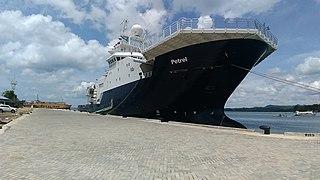 RV <i>Petrel</i> Research vessel
