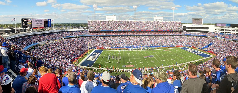 quality design 6a431 367b4 New Era Field - Wikipedia