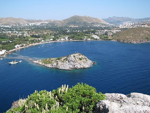 Rabbit Island (Gümüslük, Turkey)