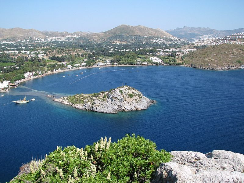 File:Rabbit Island (Gümüslük, Turkey).jpg