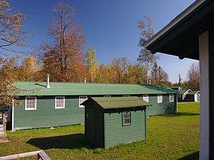 Rabideau CCC Camp - Rabideau CCC Camp