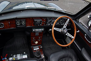 Harold Radford - Harold Radford Cooper Mini de Ville Halda SpeedPilot and TripMaster rally instruments