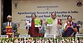 Radha Mohan Singh and the Union Minister for Chemicals & Fertilizers and Parliamentary Affairs, Shri Ananth Kumar releasing the publications.jpg