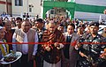 Radha Mohan Singh inaugurating the North-East Regional Agriculture Fair 2018, organised by the ICAR Research Complex for North Eastern Hill (NEH) Region, at Umiam, Meghalaya.jpg