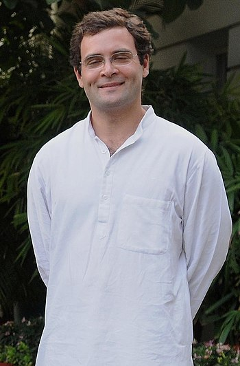 350px Rahulgandhi The SDM Is Right: Rahul No Son of Amethi