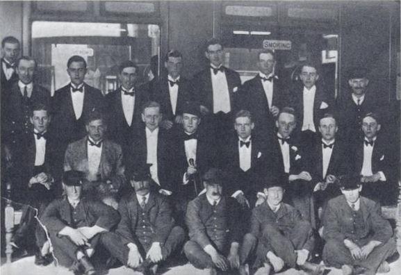 Railway Club at Oxford