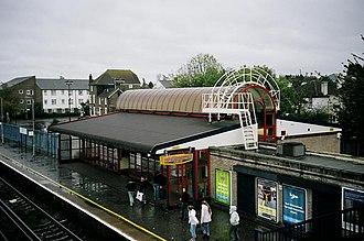 Rainham, Kent - Rainham station