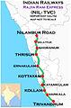 Rajya Rani Express (Nilambur - Trivandrum) Route map.jpg