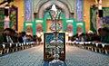 Ramadan 1439 AH, Qur'an reading at Great Hussainiya Mosque of Zanjan - 20 May 2018 01.jpg