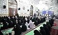 Ramadan 1439 AH, Qur'an reading at Imamzadeh Abdullah Shrine, Gorgan - 20 May 2018 09.jpg