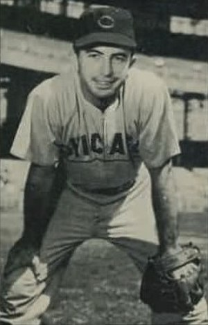 Randy Jackson (baseball) - Jackson in 1953.