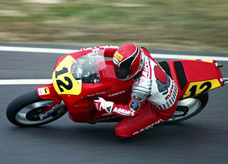 Cagiva - Cagiva GP, Randy Mamola, 1989 Japanese GP