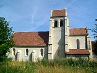 Rantigny (60), église d'Uny-Saint-Georges.jpg