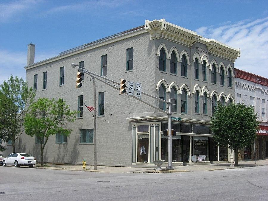 Raphael Kirshbaum Building