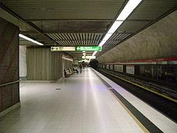 Rautatientori metroojaam