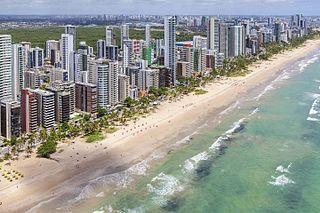 Boa Viagem, Recife Neighborhood in Pernambuco, Northeast, Brazil