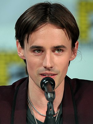 Reeve Carney - Image: Reeve Carney SDCC 2014