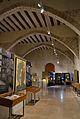 Refectori del convent del Carme, exposició de Vicent Andrés Estellés.JPG