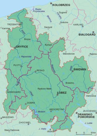 Rega - Rega Basin
