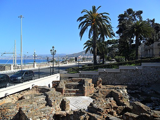 Reggio Calabria-Terme romane