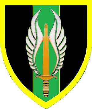 Regiment Northern Transvaal - SANDF Regiment Northern Transvaal emblem