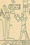 Kabartma Mentuhotep IV Lepsius.jpg